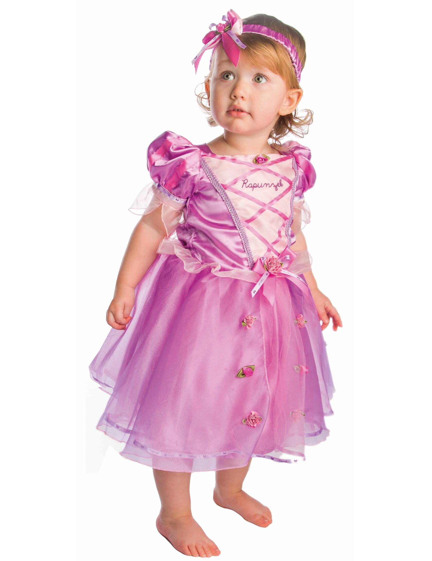 D guisement luxe raiponce b b deguise toi achat de d guisements enfants - Bebe raiponce ...