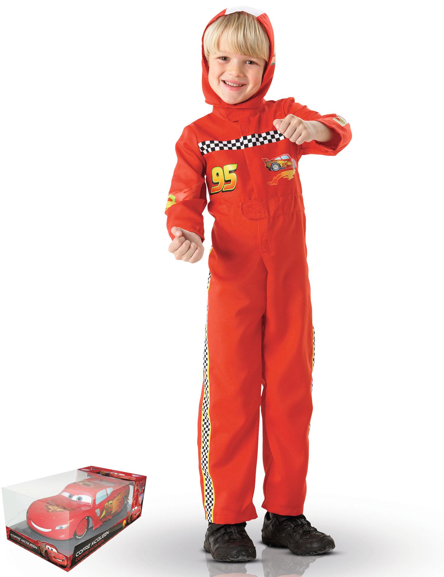 Coffret cars avec d guisement enfant deguise toi achat de d guisements enfants - Deguisement disney enfant ...