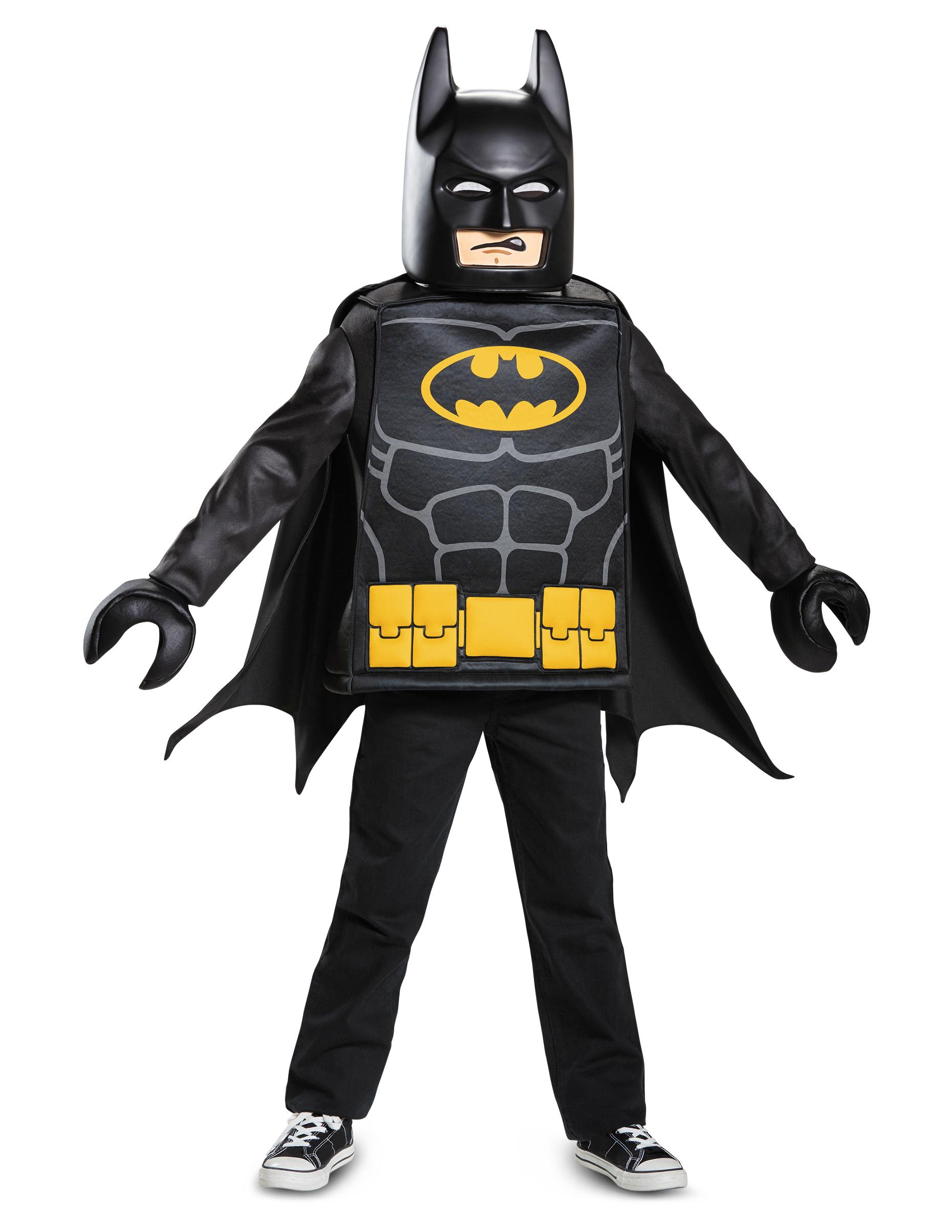 D guisement classique batman lego movie enfant deguise for Videos de lego batman