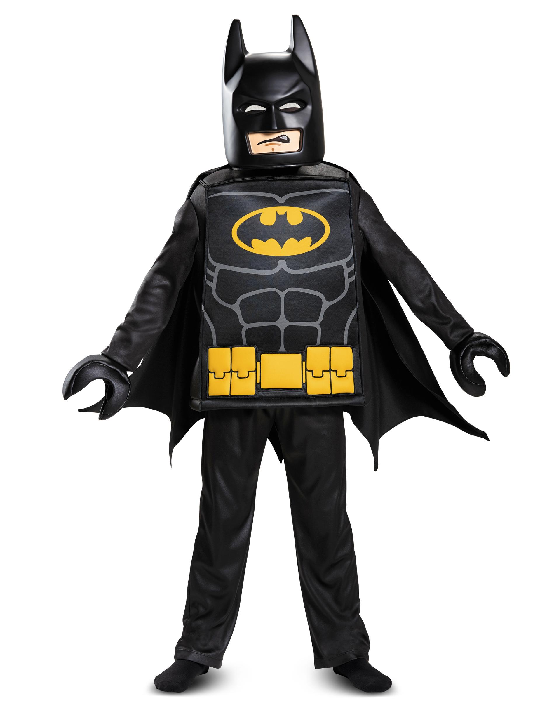 D guisement deluxe batman lego movie enfant achat de d guisements enfants sur vegaoopro - Deguisement tete de lego ...