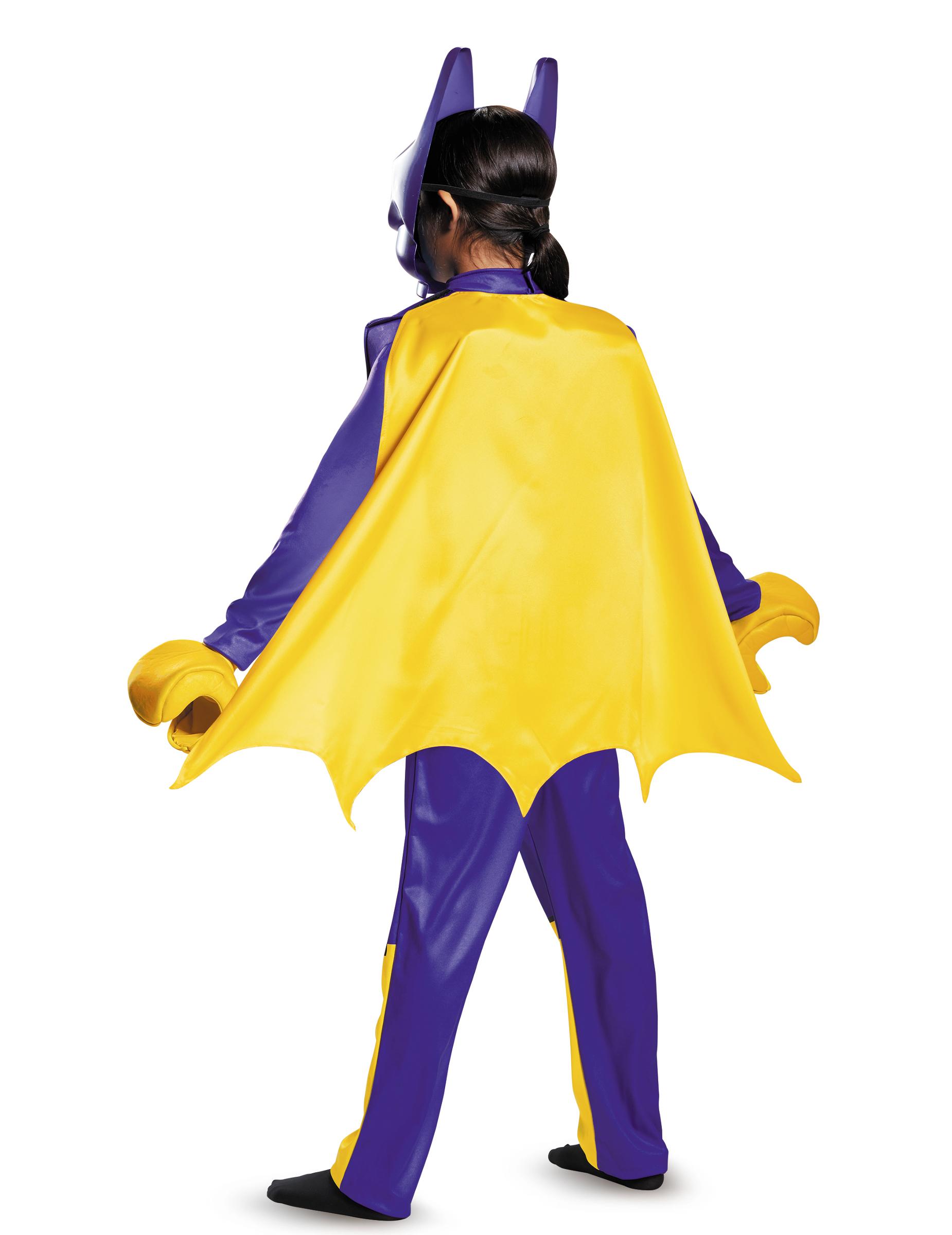 D guisement deluxe batgirl lego movie enfant deguise toi achat de d guisements enfants - Deguisement tete de lego ...