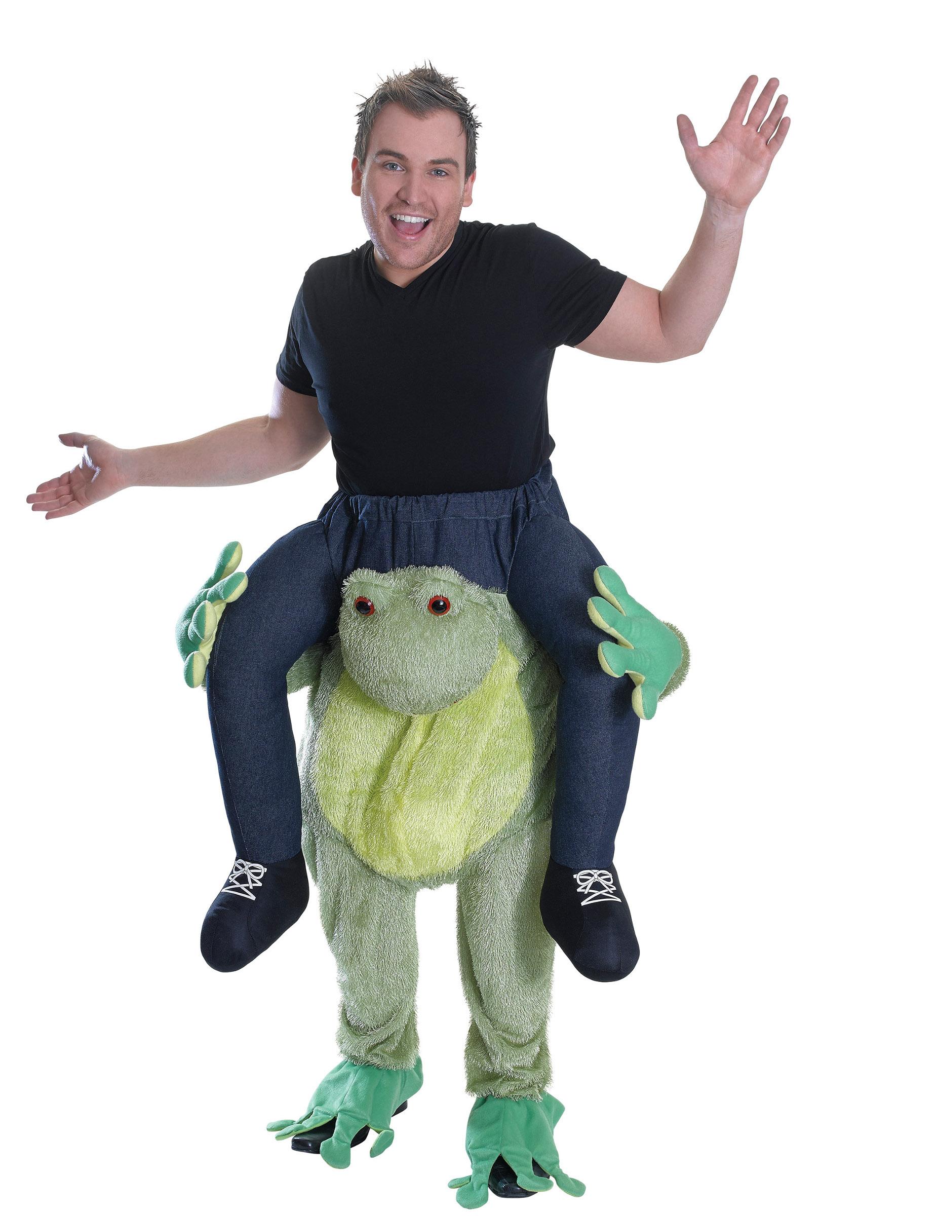 d guisement homme dos de grenouille adulte deguise toi achat de d guisements adultes. Black Bedroom Furniture Sets. Home Design Ideas