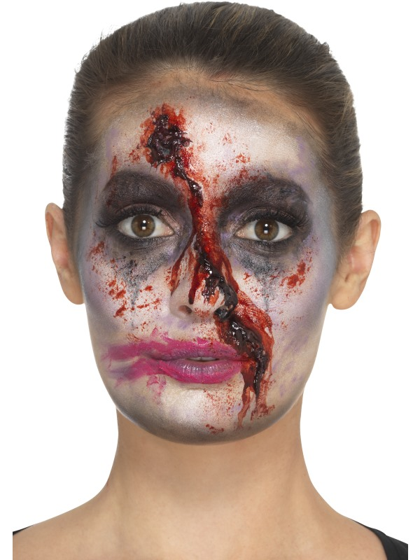 kit maquillage infirmi re zombie adulte halloween deguise toi achat de maquillage. Black Bedroom Furniture Sets. Home Design Ideas