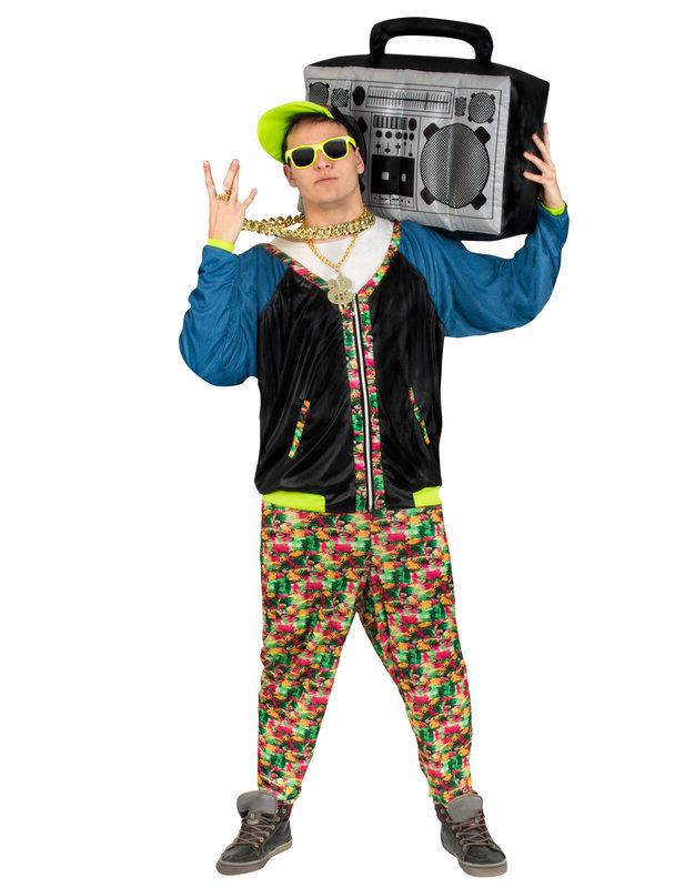 D guisement hip hop ann es 80 adulte deguise toi achat de d guisements adultes - Deguisement annee 80 homme ...