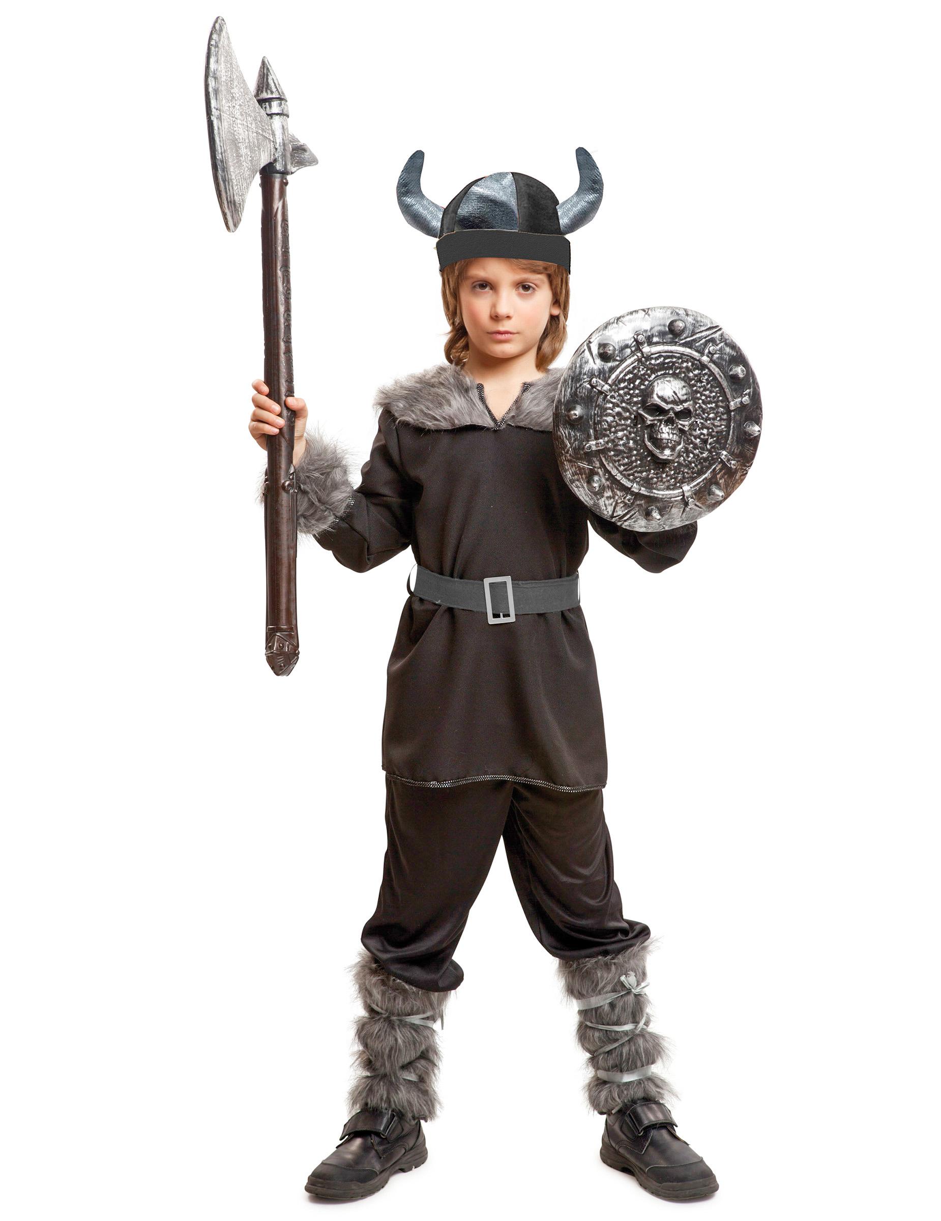 d guisement viking noire gar on deguise toi achat de d guisements enfants. Black Bedroom Furniture Sets. Home Design Ideas