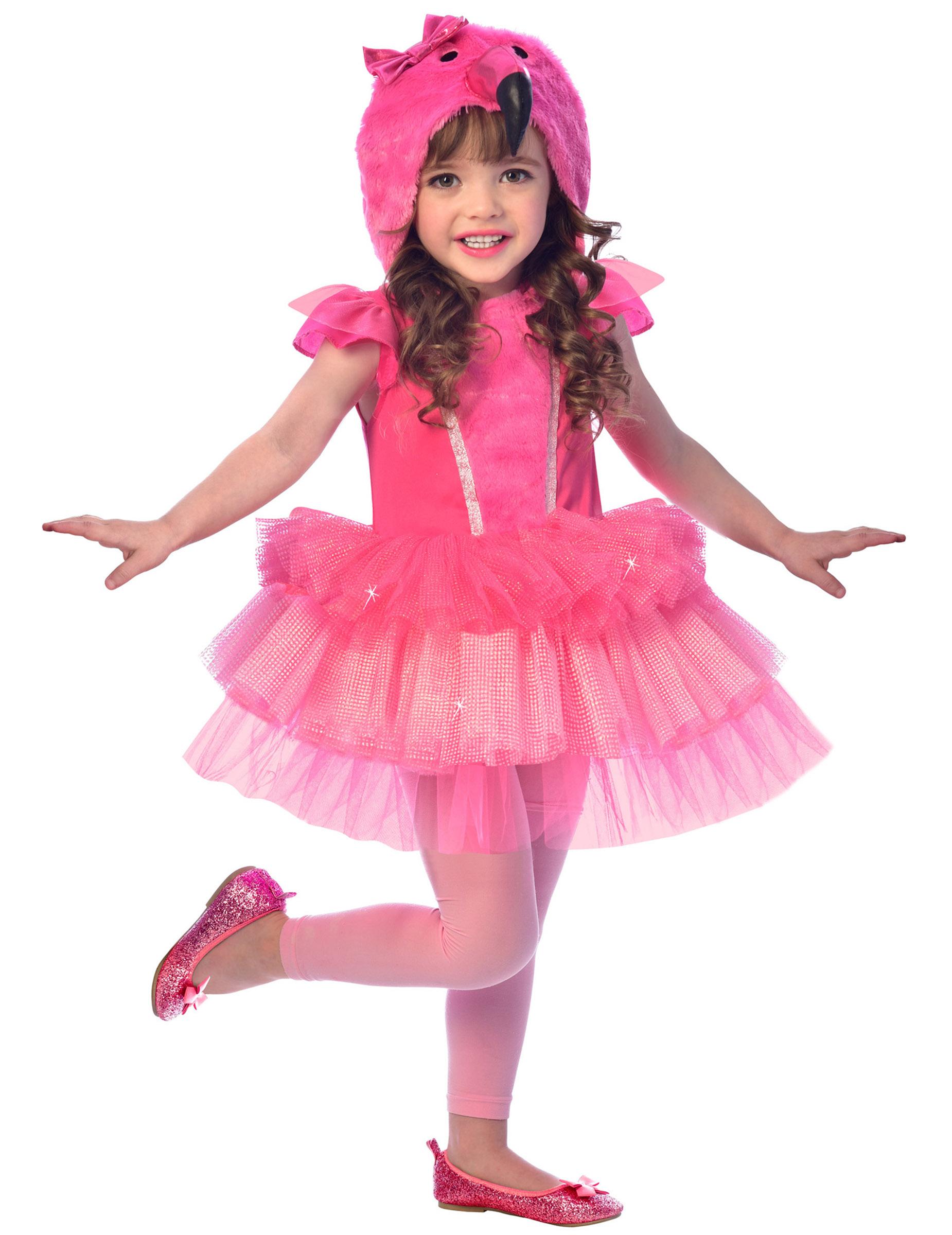 d guisement flamant rose fille deguise toi achat de d guisements enfants. Black Bedroom Furniture Sets. Home Design Ideas