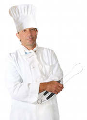 Toque cuisinier adulte