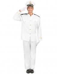 Déguisement capitaine marin homme
