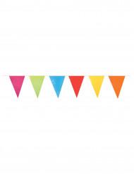 Guirlande fanions géant multicolores 10mètres