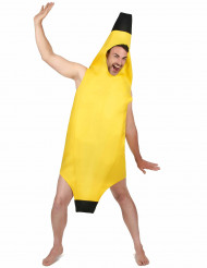 Déguisement banane homme
