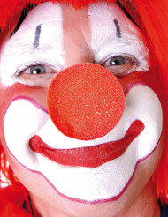 Nez de clown mousse