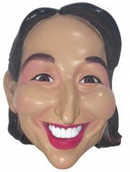 Masque Ségolène Royal adulte