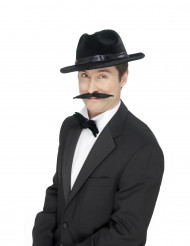 Moustache modelable adulte