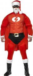 Déguisement  Père Noël  homme musclé