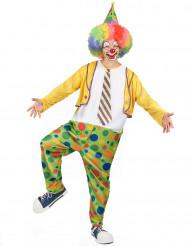 Déguisement clown homme