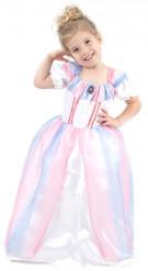 Déguisement de princesse précieuse fille