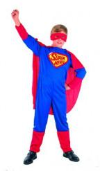 Déguisement super héros garçon