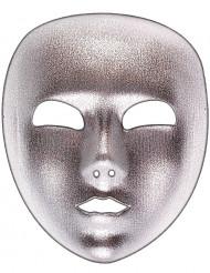 Masque argent adulte