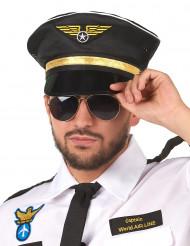 Casquette pilote adulte