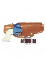 Pistolet et ceinture