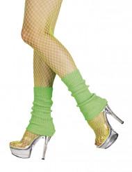 Jambières vertes femme