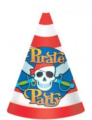 Chapeaux fête pirate