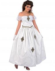 Déguisement impératrice robe de bal femme