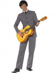 Déguisement années 50 guitariste homme