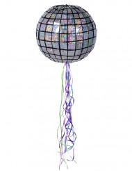 Piñata boule à facettes disco 33 cm