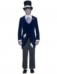 Déguisement gentleman gothique homme Halloween