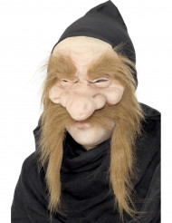 Masque vieux sorcier adulte
