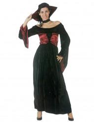 Déguisement vampire à corset femme Halloween