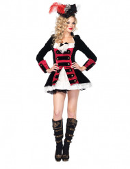 Déguisement capitaine pirate femme sexy