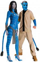 Déguisement couple Neytiri et Jake Sully Avatar™