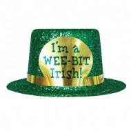 Mini chapeau Saint-Patrick