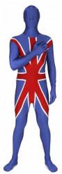 Déguisement Morphsuits™ Royaume Uni adulte