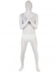 Déguisement  combinaison blanche adulte Morphsuits™