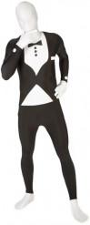 Déguisement costume noir adulte Morphsuits™