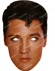 Masque carton Elvis Presley