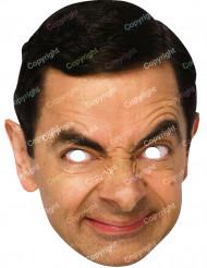 Masque carton Mr Bean