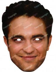 Masque carton Robert Pattinson