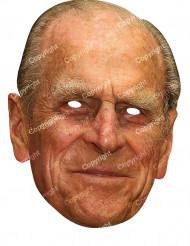 Masque carton Prince Philip