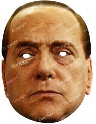 Masque carton Silvio Berlusconi