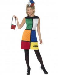Déguisement Rubik's Cube™ femme