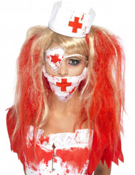 Kit infirmière ensanglantée femme