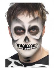 Kit maquillage squelette adulte Halloween