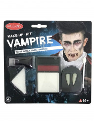Kit maquillage complet vampire adulte halloween