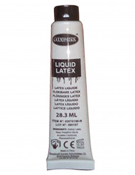 Maquillage latex liquide blanc 28 ml adulte