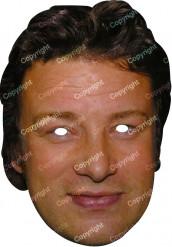 Masque carton Jamie Oliver