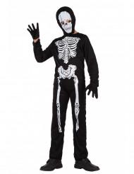 Déguisement squelette enfant Halloween